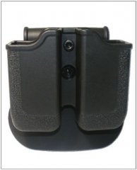 SigTac Paddle Double Mag Pouch