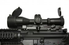Field Sport 2.5-10x40 Tactical QD Scope with Illuminated Mil-Dot