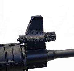 Field Sport Picatinny Front Sight with Red Laser