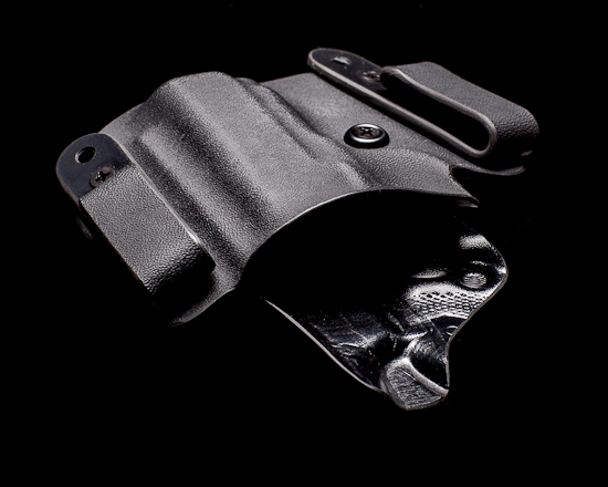 PTAC 2-in-1 IWB/OWB Pancake Holster - Right Hand - Click Image to Close